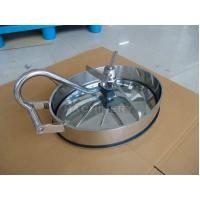 Quality Sanitary Stainless Steel Tanks Without Pressure Square Manway/Manhole Cover for sale