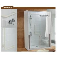 China Unique Design Walk In Bath And Shower Combo / Old People Bathtub Thermostatic Heater wholesale
