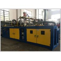 China Automatic arc punching machine for steel pipe punching with maximum φ40*2.0t wholesale