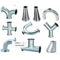 China Mirror polished sanitary stainless steel pipe fitting Material 304,316-Accesorios sanitarios wholesale