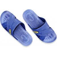 China Washable Durable Anti Static Shoes Blue Color Attractive Clean Room Slippers For Lab wholesale