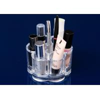 China Clear Injection Jewellery Display Stands , Decorative Plastic Organizer Tray wholesale