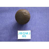 Quality Mines Unbreakable Hot Rolled D90mm Grinding Balls For Mining , Steel Ball for for sale