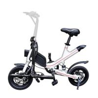 Quality 14 inch High Quality Folding Electric Bike with Lithium Battery High Speed 25km for sale