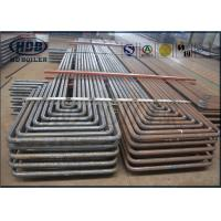 China Carbon Steel Coils Superheater And Reheater Nickel Base Process For CFB Boiler ASME wholesale