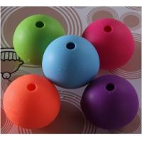 China silicone ice spheres , silicone ice ball tray wholesale