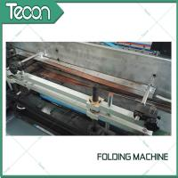 Quality Automatic Valve Paper Bags Sack Folding Machine For 50Kg Cement Bag for sale