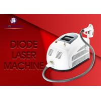 Quality Semi Conductor Diode Laser Machine / 808nm Ladies Hair Removal Machine TUV Approved for sale