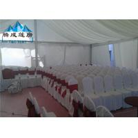 China Clear Span Structure Wedding Event Tents Hot - DIP Galvanized For 500 People wholesale