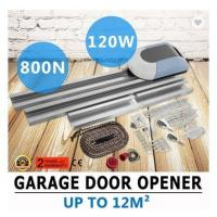 China Automatic 800N Auto Lightning Electric Operated Power Drive Garage Door Opener wholesale