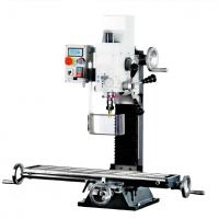 China Electronically Metal Drill Machine Infinitely Variable Drive With Mt2 Spindle Taper wholesale