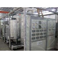 China ASU Cryogenic Nitrogen Generator , Liquid Nitrogen Production Plant Energy Saving wholesale