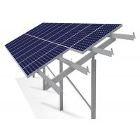China Hot Dipped Galvanized Solar Power Energy System , C Type Solar PV Mounting Systems wholesale