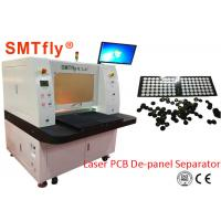 China 355nm UV  Laser PCB Depaneling Machine10W for Separating PCB,SMTfly-LJ330 wholesale