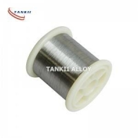 China 0.25mm CuNi23 Copper Nickel Alloy Wire Bright For Resistor wholesale