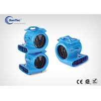 China 3 Speed Stackable Commercial Carpet Dryer , Portable Floor Dryer Blower Fan 2700CFM wholesale