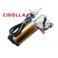 China Automatic Door 1 Signal Worm Gear DC Motor 40 Pulse Honeywell Encoder wholesale