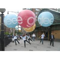 China 2m Diameter Colorful Inflatable Advertising Balloons Durable For Parade Events wholesale