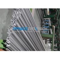 China 24 SWG 1 / 2 Inch Hydraulic Tube TP304 / 304L Stainless Steel Seamless Pipe wholesale