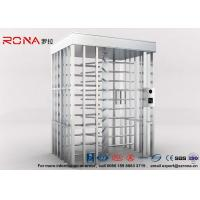 Quality Single Channel Full High Turnstile High Security Turnstile with 304 Stainless for sale