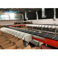 China Express High Speed Parcel Automatic Conveyor Sortation Systems wholesale