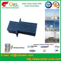 China Power Station Steam Superheater / Convective Superheater In Boiler wholesale