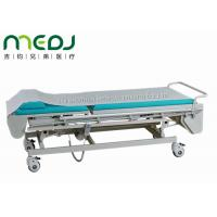 China Outpatient Medical Examination Table 1900mm Length With Side Railings wholesale