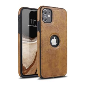 China Iphone11 Car Line Stitching Leather Soft Funny Phone Cases wholesale