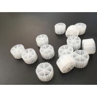 China KLB04 MBBR Bio Media / Hdpe Filter Media White Color , 20 Year Life Span wholesale