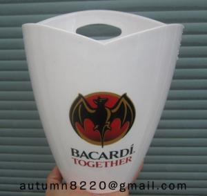China Bacardi ice bucket wholesale