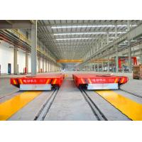 China Low price Busbar Cargo Rail Transport Trolley For Sale wholesale