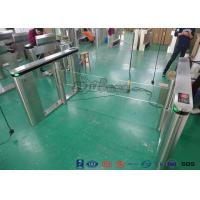 Quality Pedestrian Management  Automatic Entry  Auto Gate  Door Access turnstiles entry systems for sale