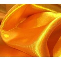 China Lean Textile 100% polyester satin fabric for wedding decoration tablecloth and chair cover wholesale