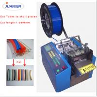 Quality Automatic Flexible Soft  Tubes Cutting Machine for PVC/Silicone Tubes for sale