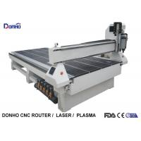 China MDF Cutting 3 Axis CNC Router Engraver With Square Spindle Vacuum Table wholesale