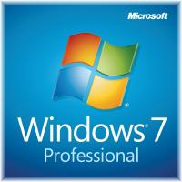 China Microsoft Windows 7 Pro OEM Key License 64 Bit Free Download English Language wholesale