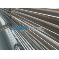 China Cold Rolled Gas Precision Stainless Steel Tube / Tubing For Fuild wholesale