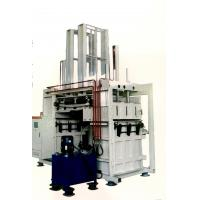 Buy cheap Double chamber baling press machine, Baler machine, cotton pressing machine, from wholesalers