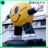 China Event Inflatable Smile Face, Advertising Inflatable Pacman,Event Inflatable Balloon wholesale