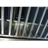 China Highways Galvanized Heavy Duty Steel Grating With Automated Welding Process wholesale