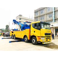 China 60T Heavy Crane arm for truck,60T Rotary Crane for Heavy Duty Truck Chassis wholesale