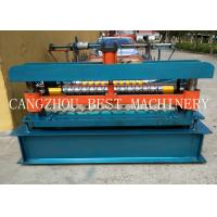 Buy cheap Australia Style Steel Roller Shutter Door Roll Forming Machine 5.5KW PLC Control from wholesalers