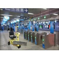 China Smooth Ground Ride On Floor Cleaning Machine In Metro Stations wholesale