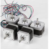 Buy cheap NEMA16 Stepping Motor, 1.8° step angle stepper motor, 2-Phase 39mm Stepper Motors from wholesalers