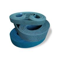China Long 4x21 2x42  Zirconia Sanding Belts 120 # Red Blue  Brown Color Available wholesale