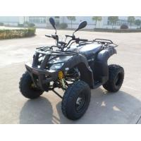 China Balanced Bar Engine Utility ATV , CVT 200CC Farm ATV With Reverse wholesale