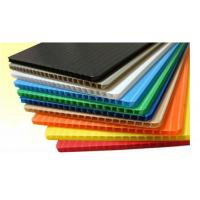 China Corrugated Plastic  Sheet on sale
