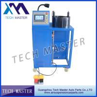 Buy cheap Touch Screen Hydraulic Hose Crimping Machine for Air Suspension Crimping Machine from wholesalers