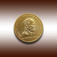 Buy cheap high emboss golden commemorative coin, custom coins for sale from wholesalers