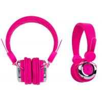 China Stereo Over Ear Noise Cancelling Headphones With 300 Mah Lithium Battery wholesale